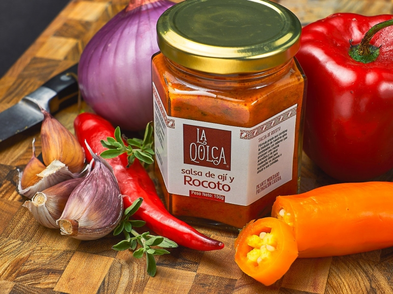 Salsa de Rocoto Homemade 150g